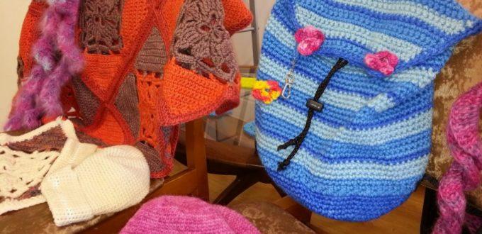 debbie tomkies of dt craft and design crochet workshops