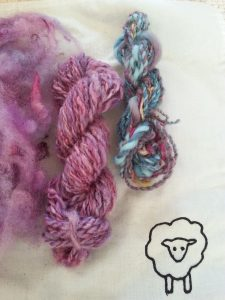 Dyeing to Spin & Spinning to Knit