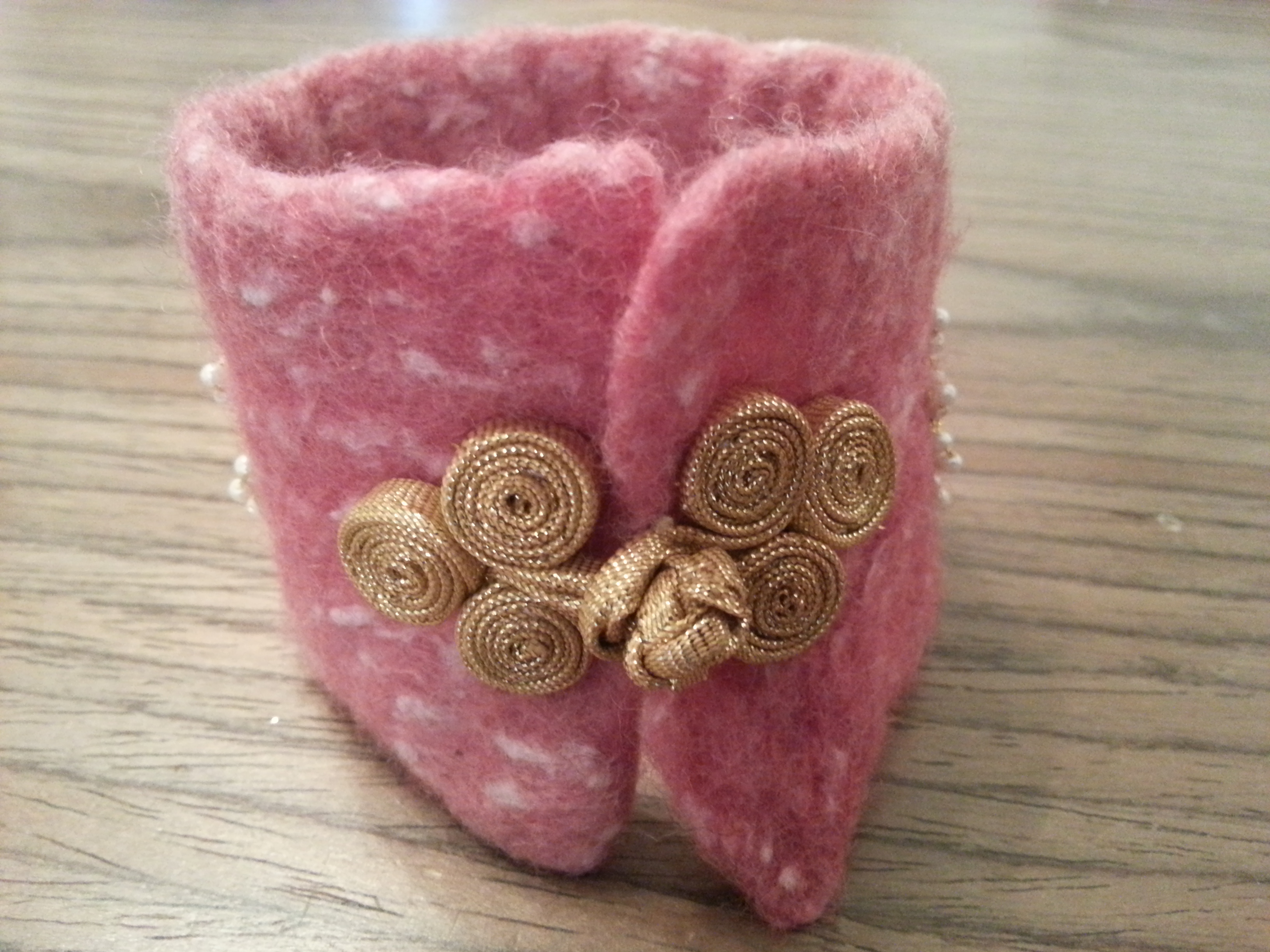 Making Felted Jewellery