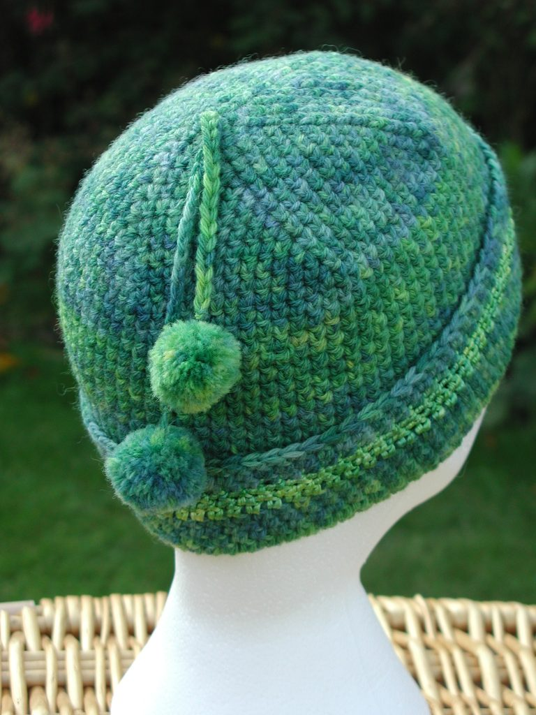 designs for the Intermediate Crochet Workshop with debbie tomkies of dt craft and design