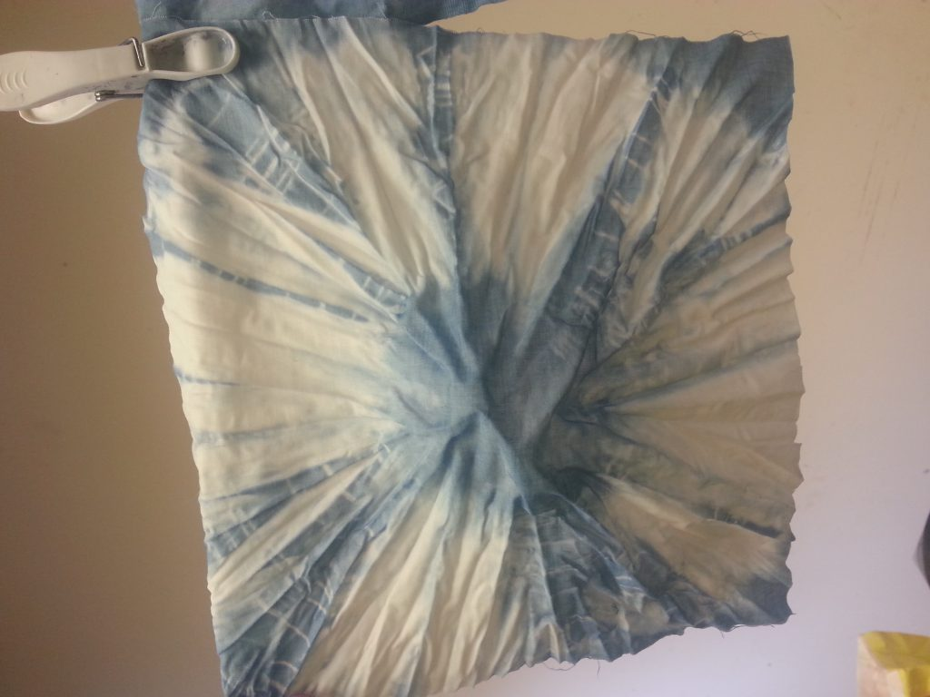 Indigo and Woad Dyeing Workshops with Debbie Tomkies of DT Craft & Design