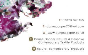 DT Craft and Design - Meet the Artist - Donner Cooper
